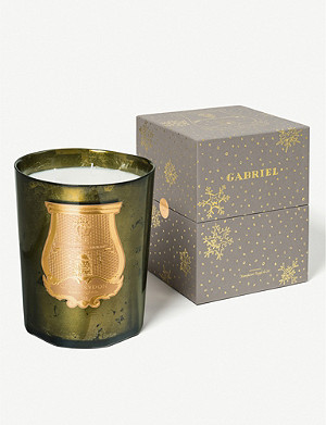 CIRE TRUDON Gabriel Christmas limited-edition candle 3kg