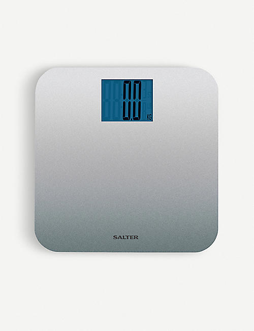 SALTER: Max Electronic Digital Bathroom Scales