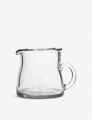 GARDEN TRADING Meze small glass jug 500ml