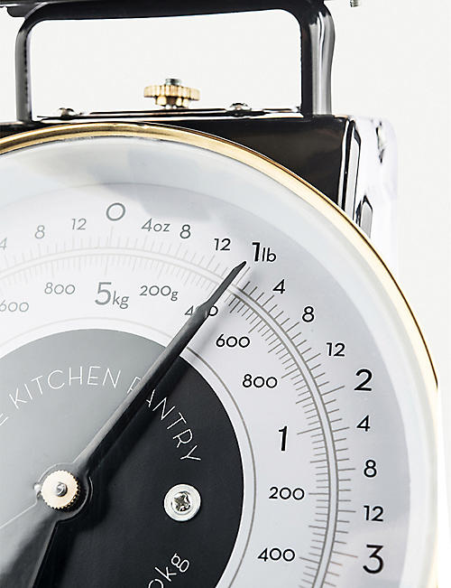THE KITCHEN PANTRY Mechanical scales 5kg