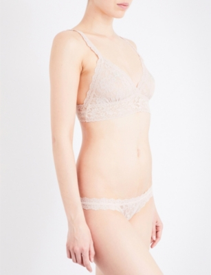 HANKY PANKY Signature stretch-lace bralette