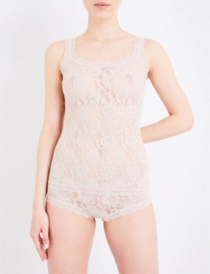 HANKY PANKY Signature stretch-lace camisole
