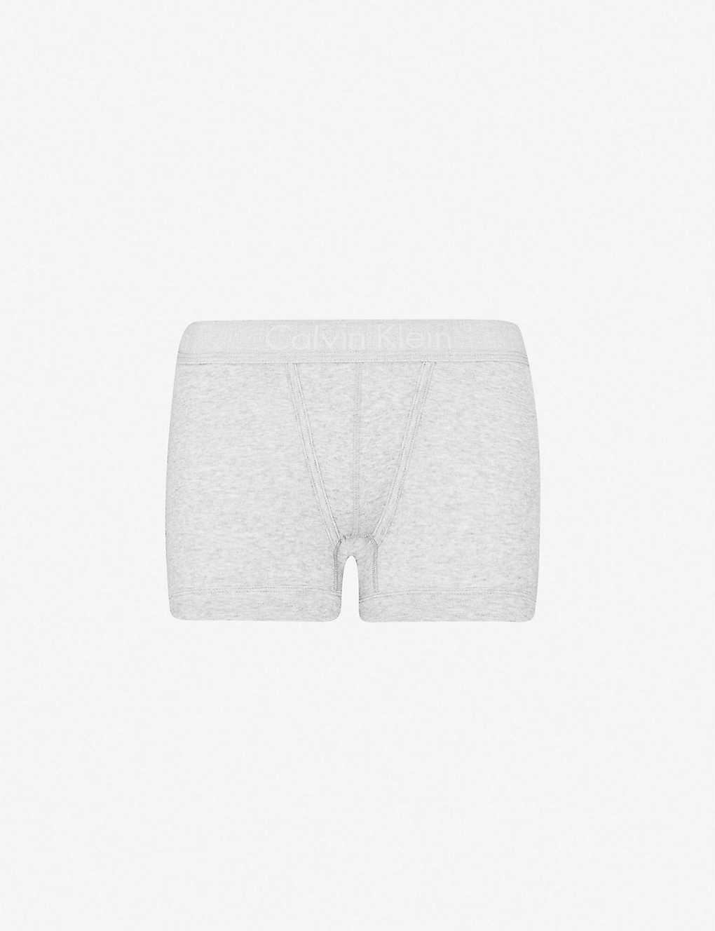 102394ae2b8 CALVIN KLEIN - Body cotton-jersey boy shorts   Selfridges.com