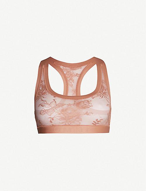 3fb4662578 SAINT LAURENT - CALVIN KLEIN - Clothing - Womens - Selfridges