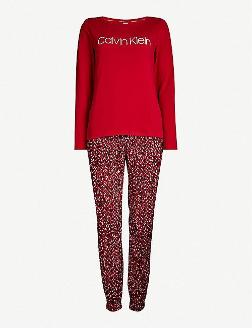 4611e05c3f428 CALVIN KLEIN - Nightwear - Nightwear   Lingerie - Clothing - Womens ...
