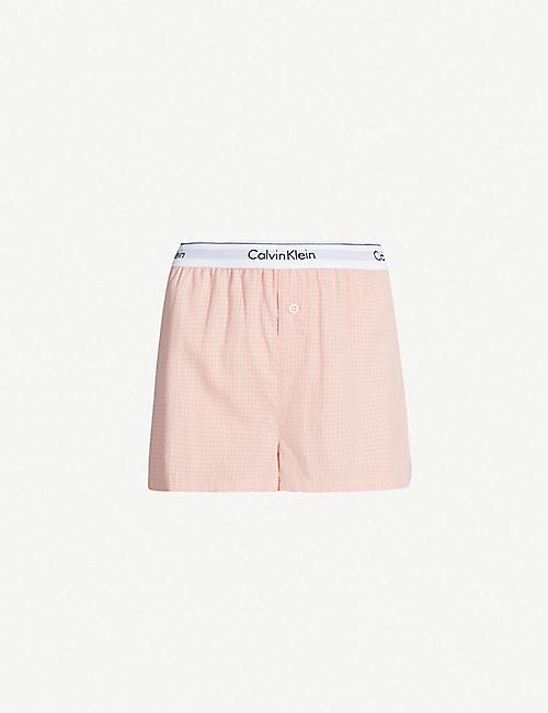df155e897d8 CALVIN KLEIN Modern Cotton cotton pyjama shorts