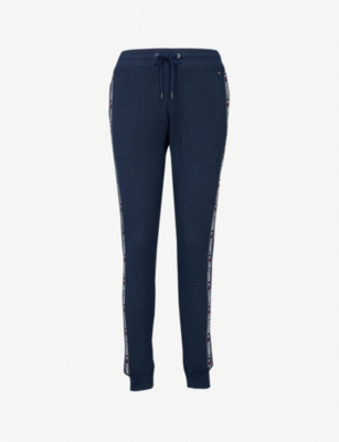 TOMMY HILFIGER Nostalgia cotton-blend jogging bottoms