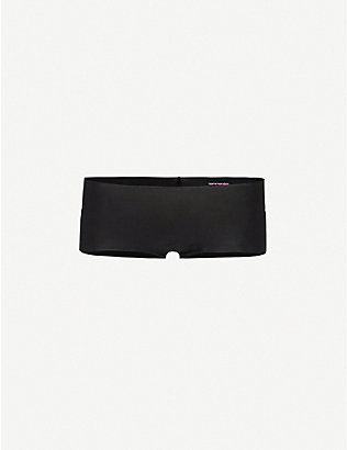 COMMANDO: Butter seamless hipster briefs