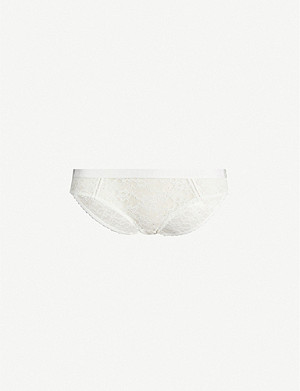 STELLA MCCARTNEY Lina lace briefs