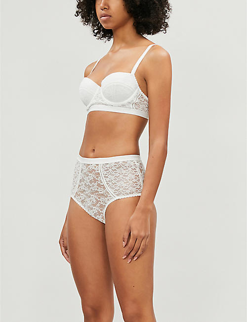 STELLA MCCARTNEY Lina lace bra
