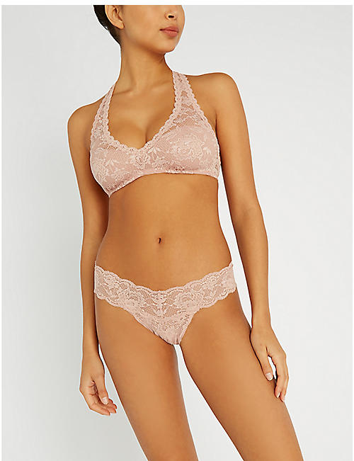 COSABELLA Never Say Never Racie racerback lace bra