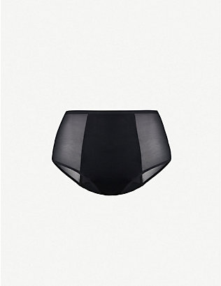 THINX: High-waist stretch-cotton briefs