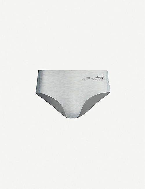 S BY SLOGGI Zero Feel stretch-jersey hipster briefs