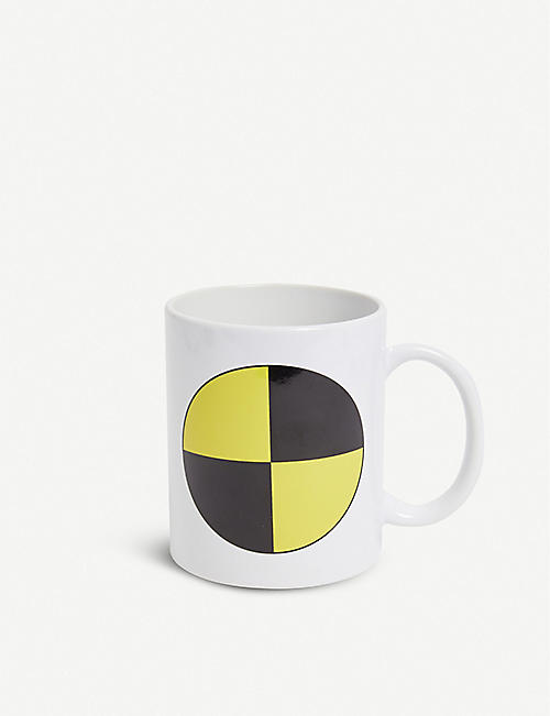 AWGE Graphic-print ceramic mug