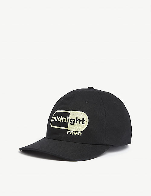 AWGE Midnight Rave cotton cap