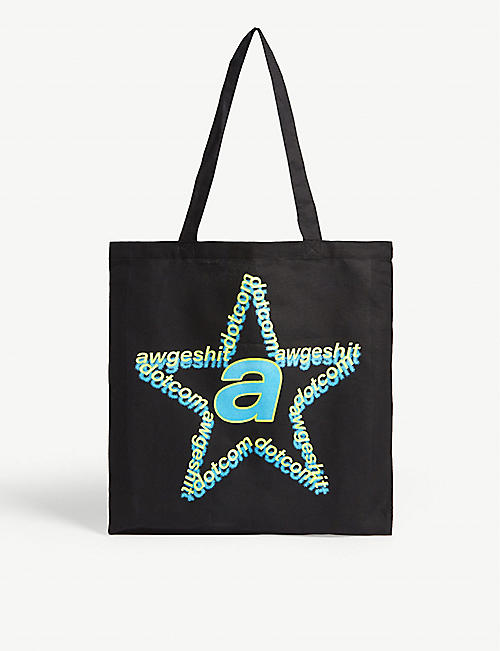AWGE Graphic Solutions print tote bag
