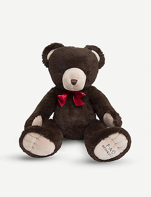 FAO PLUSH: Teddy bear soft toy 97cm