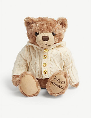 FAO PLUSH: Anniversary teddy bear