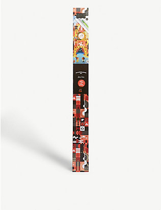 FAO SCHWARZ: Toy wonderland colouring poster 91.4cm x 160cm