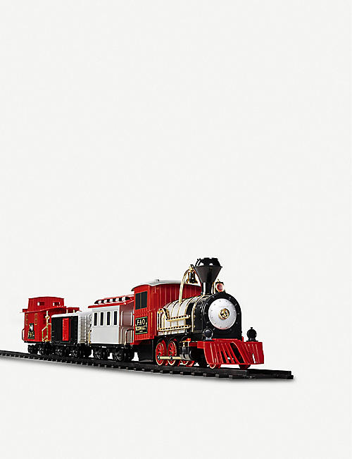 FAO SCHWARZ: Motorized 30-piece train set