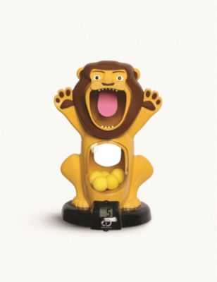 FAO SCHWARZ DISCOVERY Hungry Lion Feeding game
