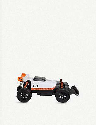 FAO SCHWARZ SHARPER IMAGE: Hobby Lite dirt rodder racing car