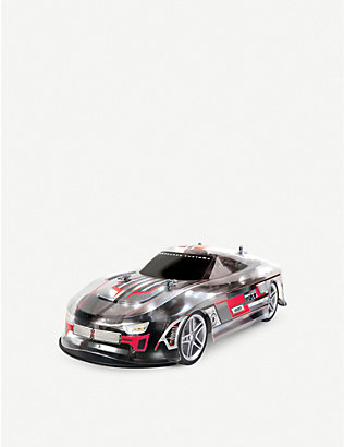 FAO SCHWARZ SHARPER IMAGE: Lightning Thrasher remote-control toy car
