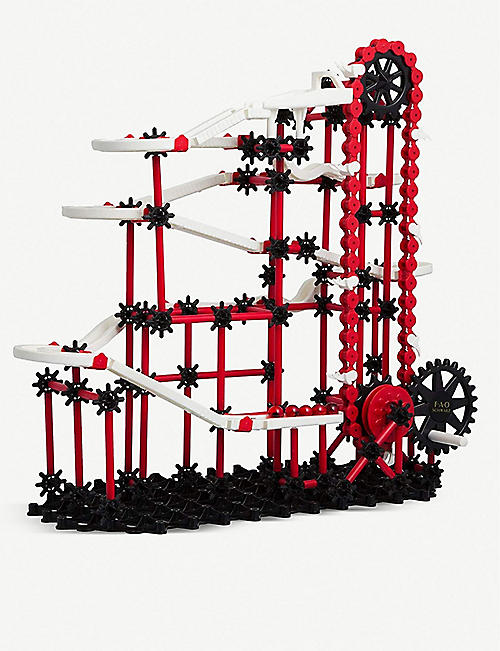 FAO SCHWARZ Marble run 321-piece set