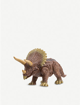 FAO SCHWARZ DISCOVERY: Remote-control Triceratops toy