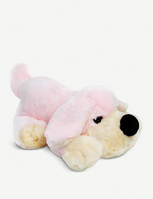FAO PLUSH Penelope Pup soft toy vet set