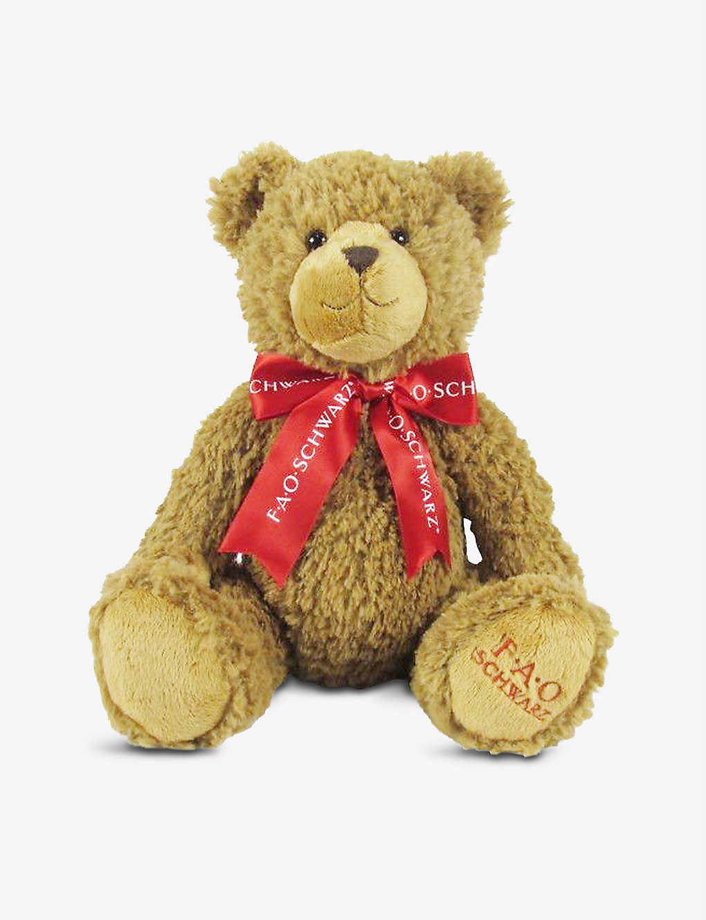 FAO PLUSH: Teddy bear plush toy 30cm