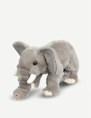 PLUSH Elephant plush toy 22cm