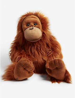 FAO PLUSH: Orangutan plush toy 46cm