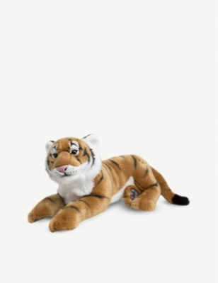 PLUSH Plush tiger toy 56cm