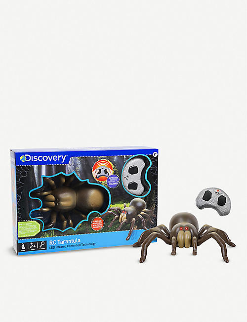 FAO SCHWARZ DISCOVERY Remote-controlled tarantula toy