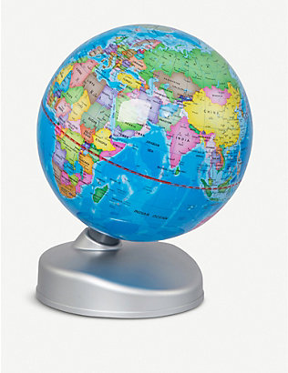 FAO SCHWARZ DISCOVERY: 2-in-1 Day and Night earth globe