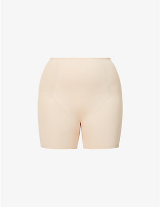 SPANX: Thinstincts mid-thigh stretch-jersey shorts