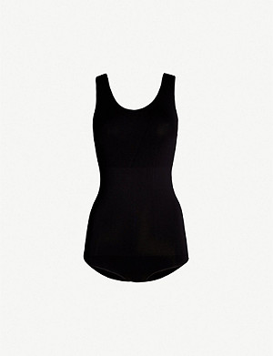 SPANX Base stretch-jersey body