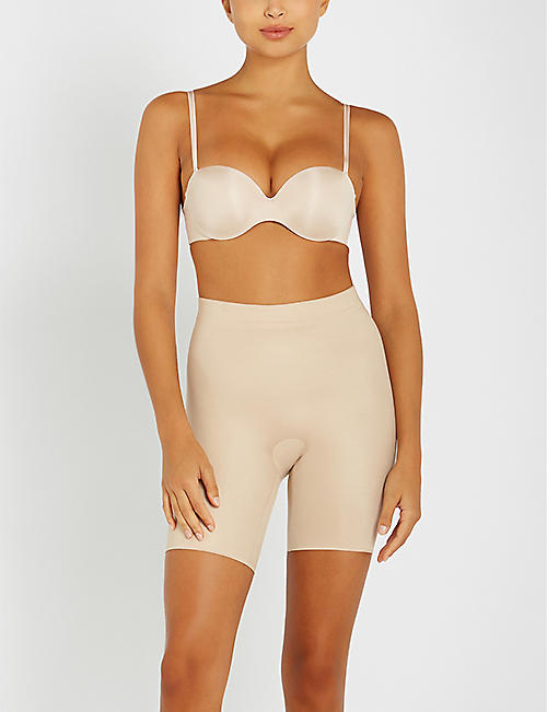 SPANX Suit Your Fancy stretch-jersey shorts
