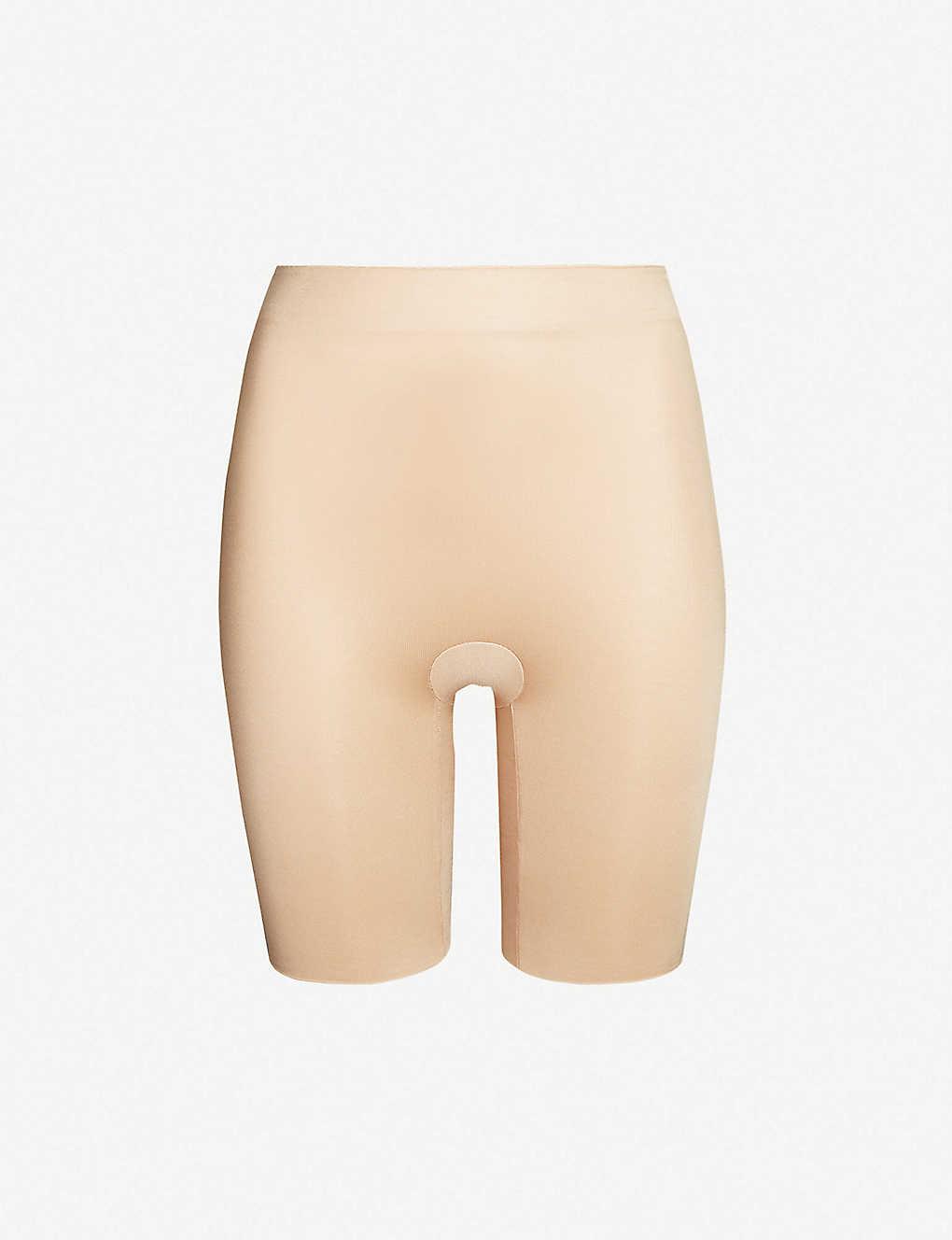 28d8e52f1e731 SPANX - Suit Your Fancy stretch-jersey shorts   Selfridges.com