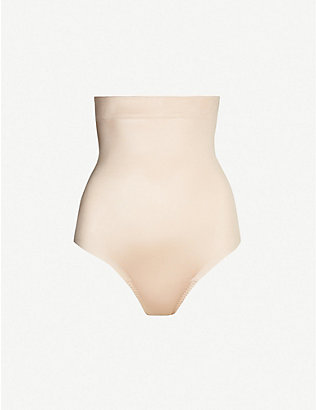 SPANX: Suit Your Fancy high-rise stretch-jersey thong