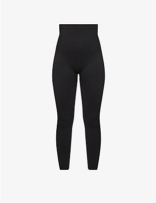 SPANX: Look At Me high-waist stretch-jersey leggings