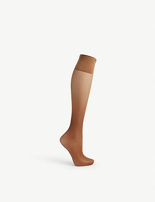 SPANX 20 denier knee highs