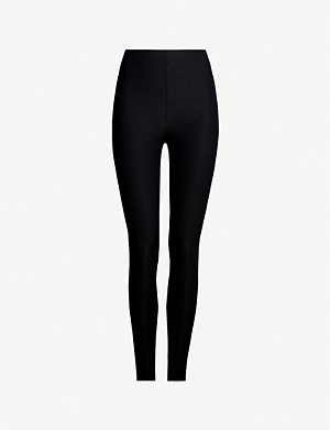 COMMANDO Control stretch-jersey leggings