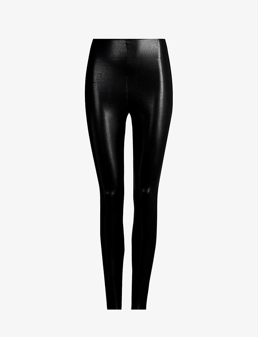 065fda64e05440 COMMANDO - Faux-leather leggings | Selfridges.com