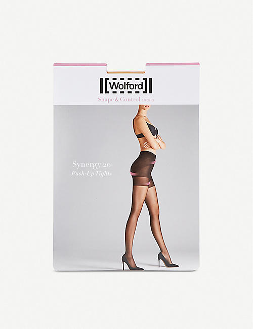 4c8d72b9dcd WOLFORD Synergy 20 push-up tights