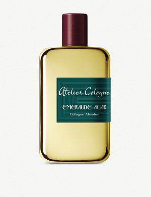 ATELIER COLOGNE Emeraude Agar Cologne Absolue 200ml