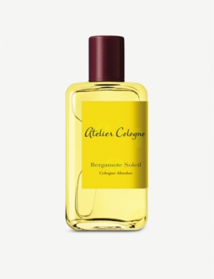 ATELIER COLOGNE Bergamote Soleil Cologne Absolue 100ml