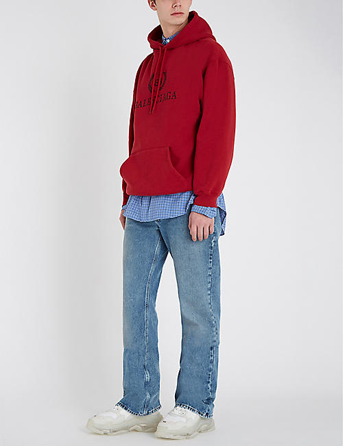 aad443fe1 BALENCIAGA Regular-fit straight jeans. Quick Shop