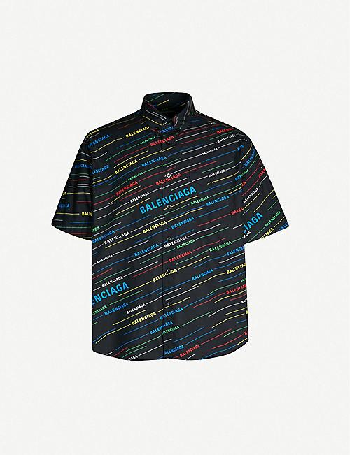 f90c6a6225b2 Short-sleeved - Casual Shirts - Shirts - Clothing - Mens ...